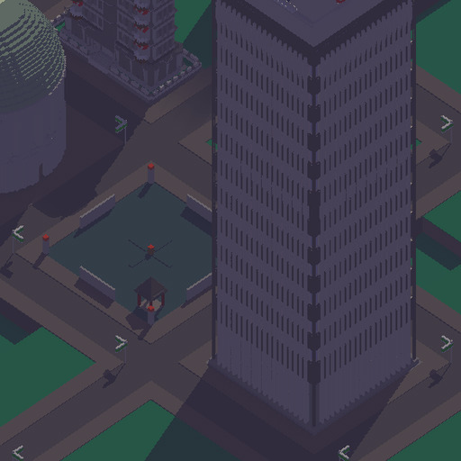 DAProgs' City FreeBuild